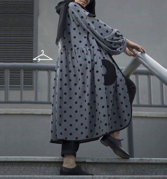مدل مانتو اینستا اسپرت