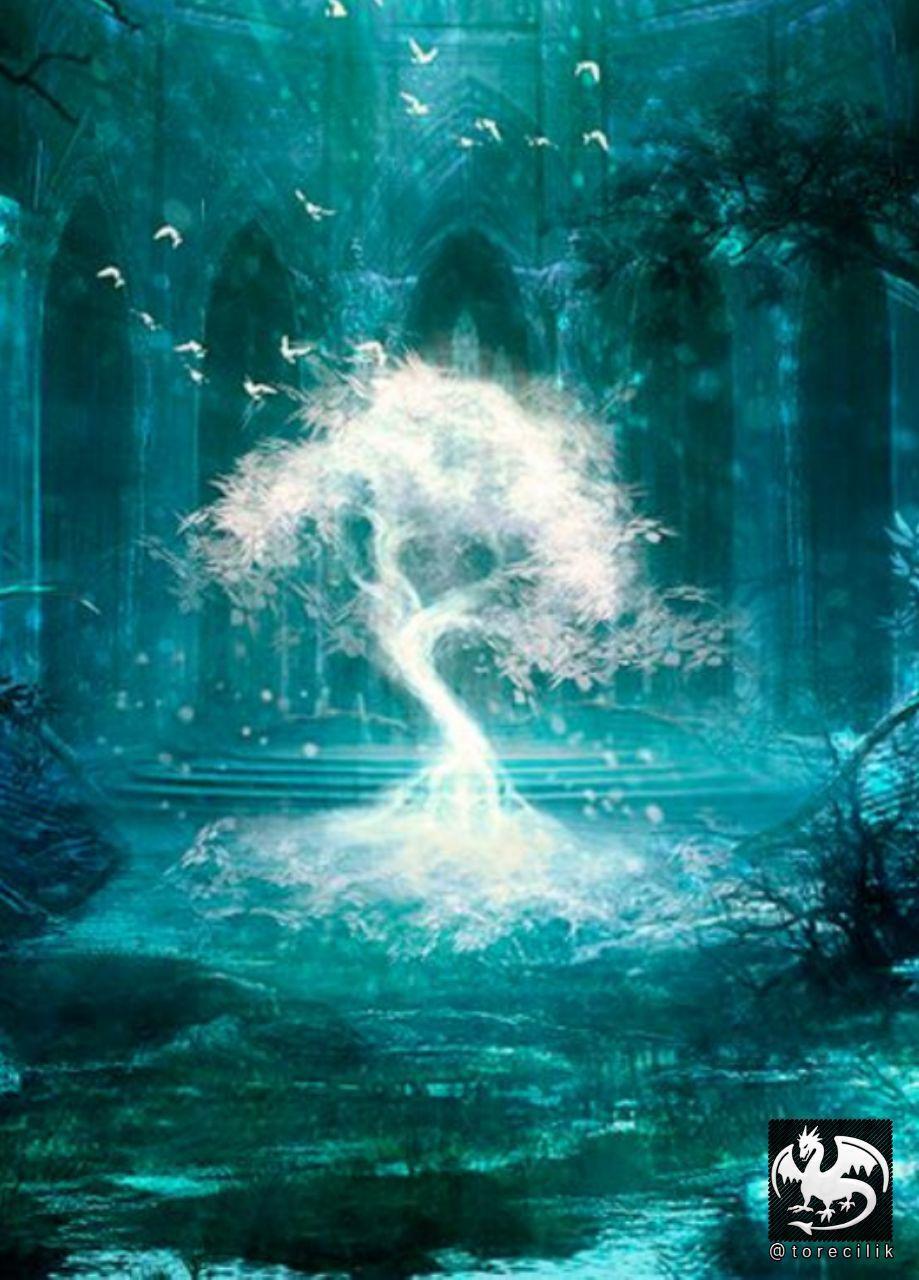گئوکرن: درخت زندگی