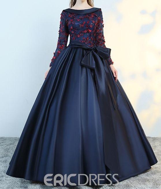 مدل لباس نامزدی بلند جدید
