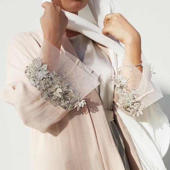 جدیدترین مدل تزیین استین مانتو
