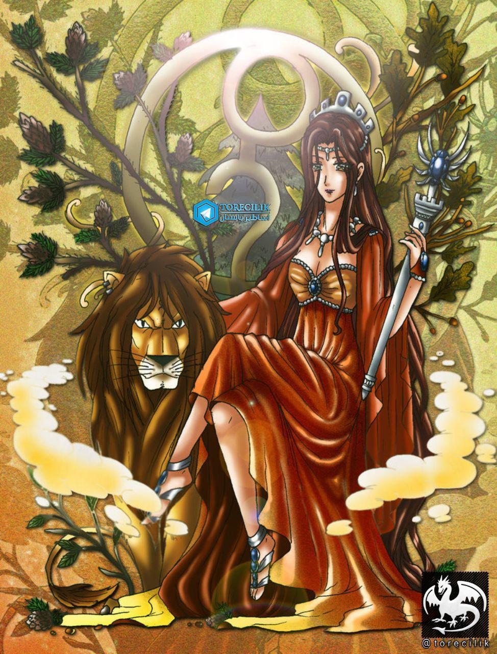 رئا: مادر خدایان