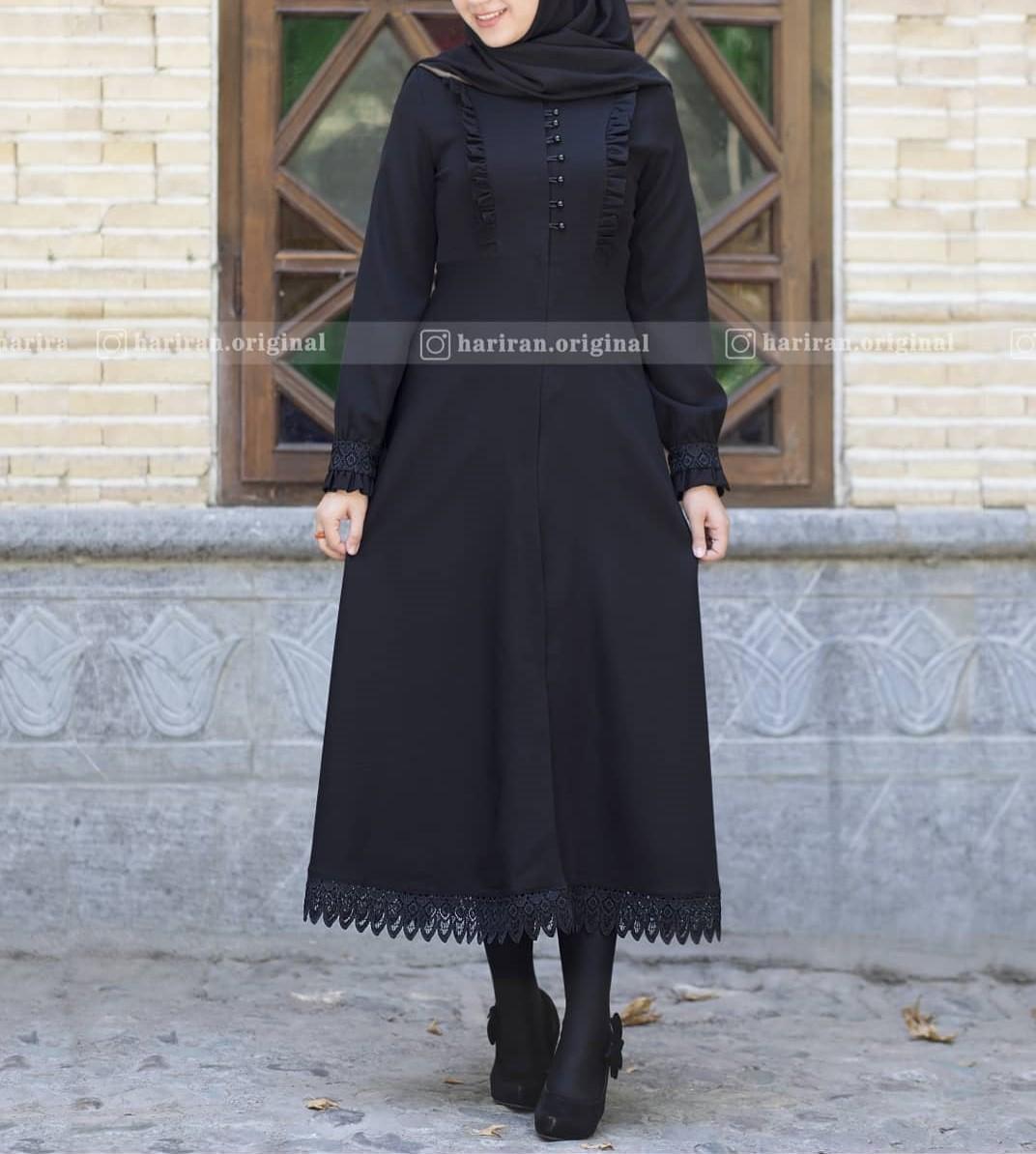 مدل مانتوهای بلند زنانه شیک
