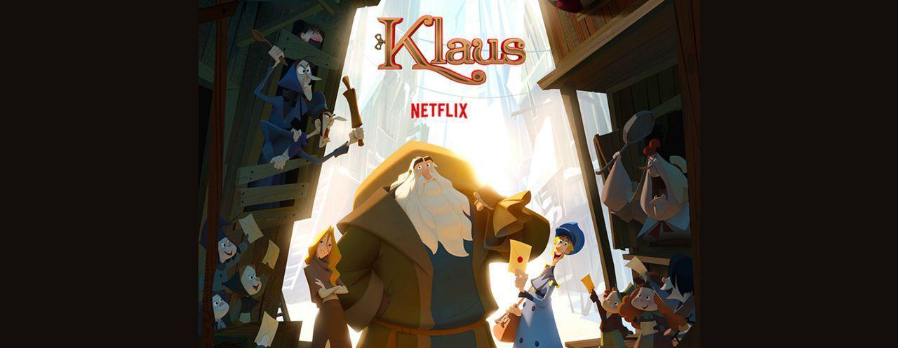 دانلود رایگان انیمیشن  Klaus 2019 ( کلاوس )