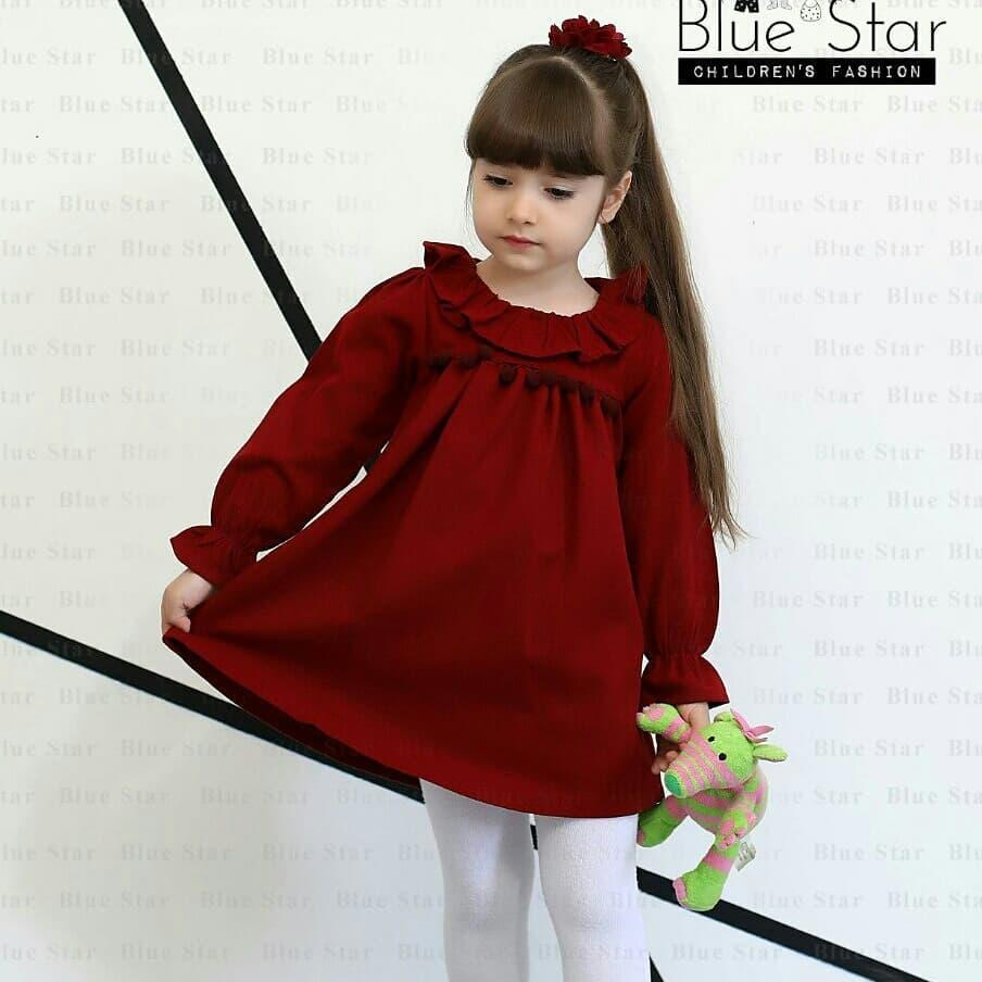 مدل لباس پاییزی بچه گانه دختر