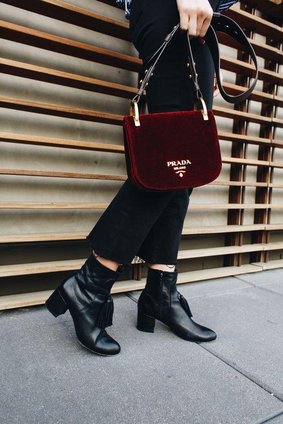 ست کیف و کفش اسپرت زنانه