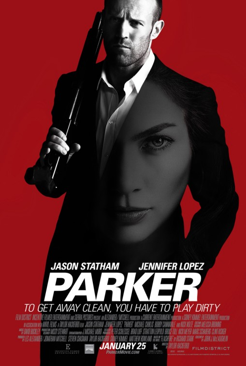 دانلود فیلم Parker 2013