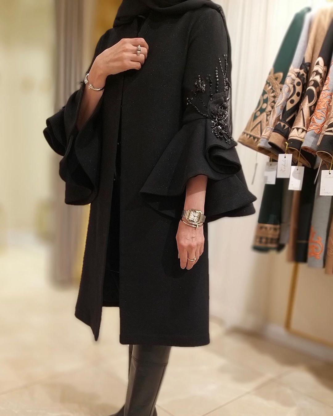 مدل مانتو مجلسی دخترانه ایرانی