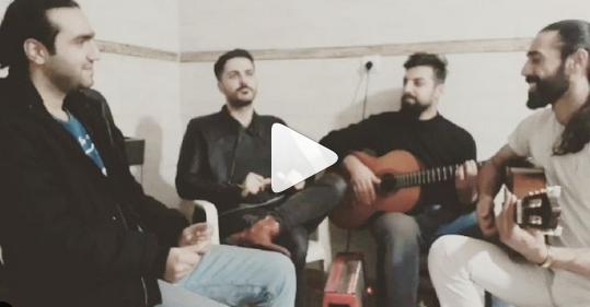 دانلود ویدئو کلیپ ترانه نازگل (اجرای لایو) عماد قلی پور