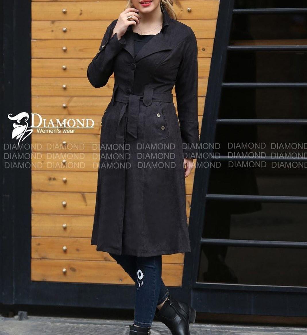 مدل مانتو اسپرت پاییزی دخترانه2019