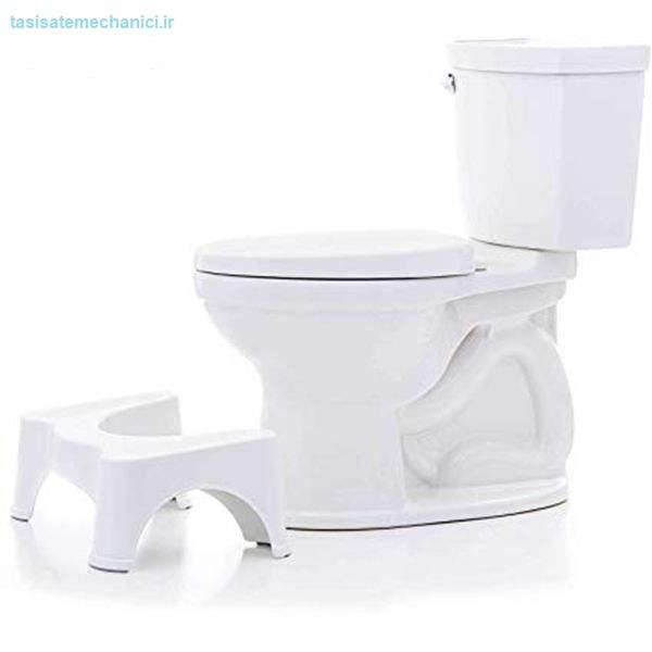 توالت فرنگی استاندارد