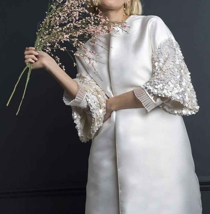 مدل مانتو مجلسی برای مراسم عروسی