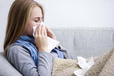 علائم بیماری آنفلوآنزا