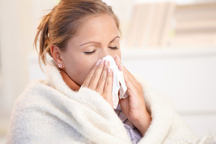 راه های درمان آنفلوآنزا
