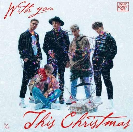 متن و ترجمه آهنگ With You This Christmas از وای دونت وی