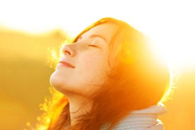 افزایش طول عمر،فواید نور خورشید،پیشگیری از افسردگی