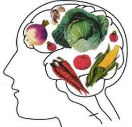 8 غذا که مغز را جوان و سالم نگه ميدارد