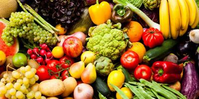 نکاتی برای نگهداری از میوه و سبزیجات،راهنمای نگه داری از مواد غذایی