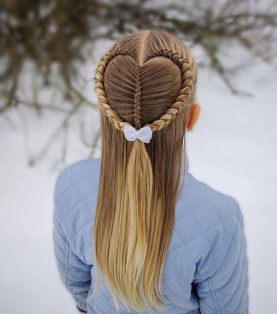 مدل بافت مو دخترونه