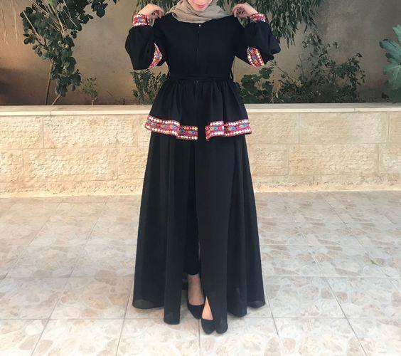 مدل مانتو بلند دخترانه جدید شیک 2020