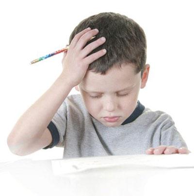 درمان استرس کودکان