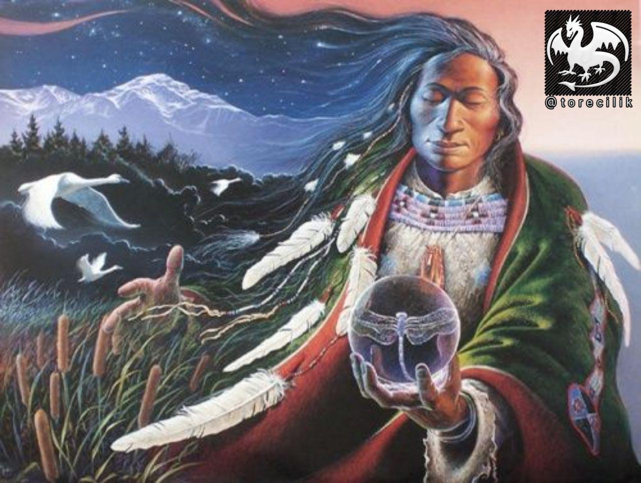 ماهئو: روح اعظم