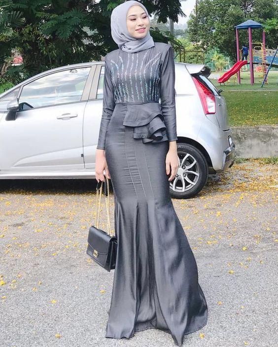 مدل لباس مجلسی بلند اعیانی