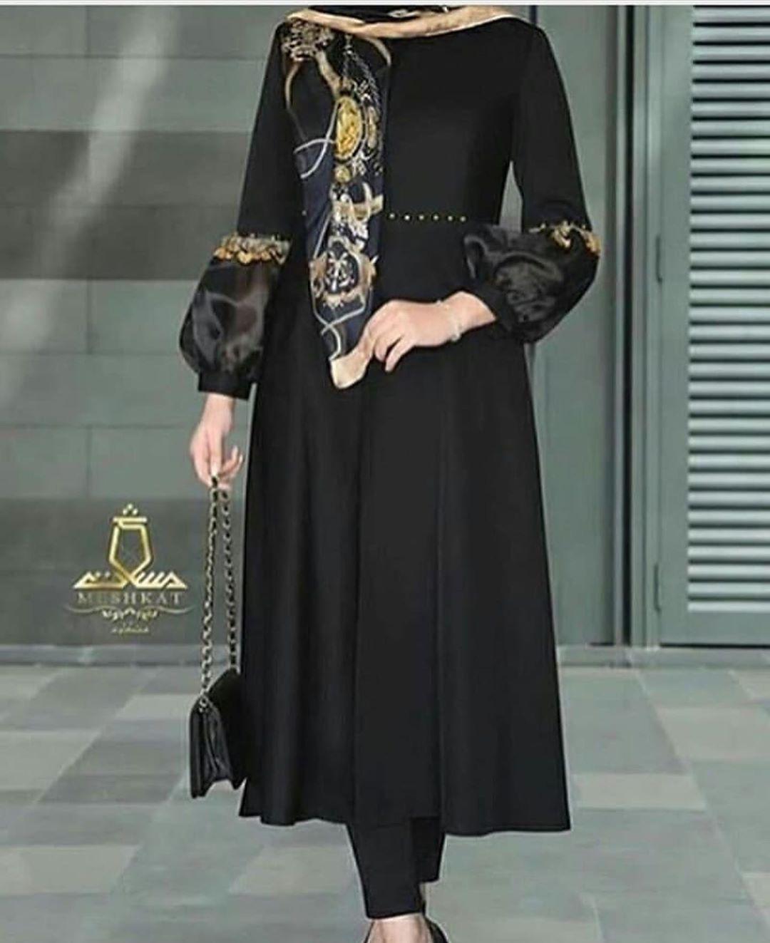 مدل مانتو زنانه ایرانی جدید
