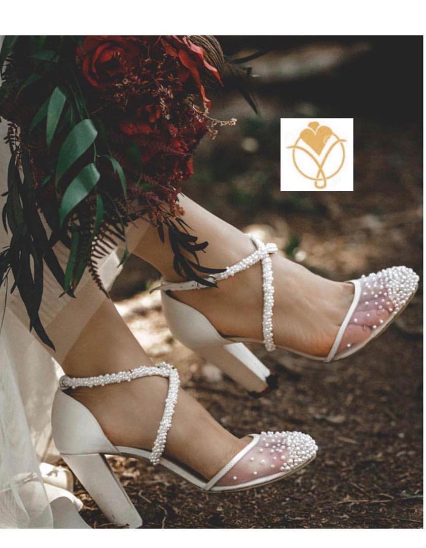 مدل کفش عروس اینستاگرام