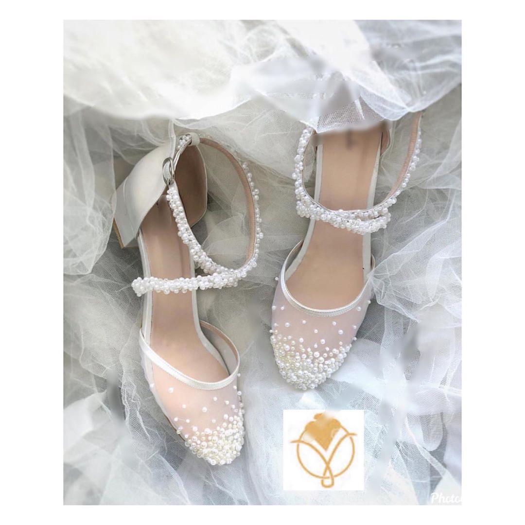 مدل کفش عروس ۲۰۱۹
