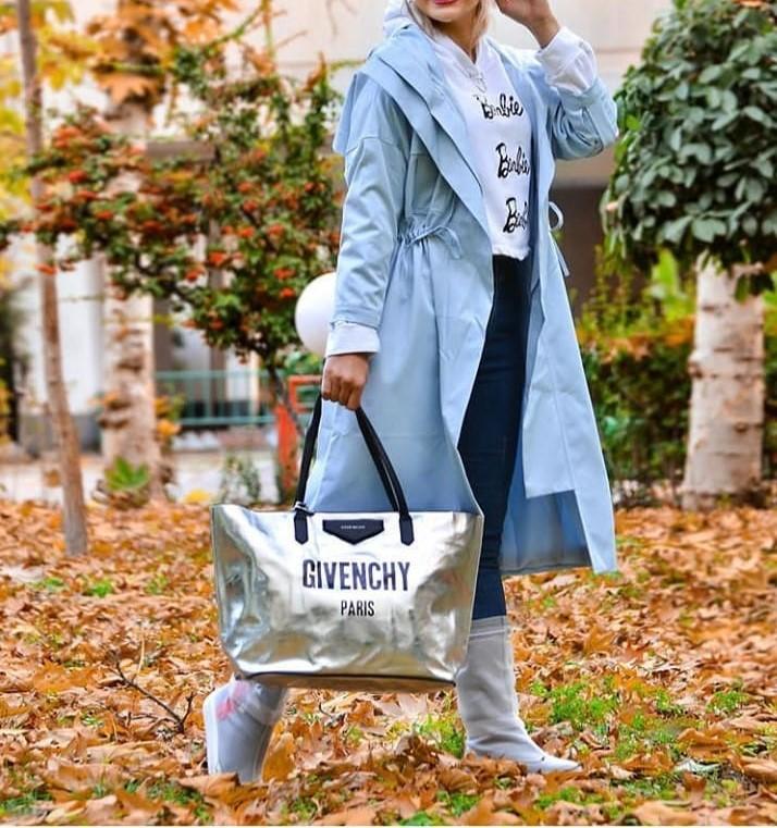 مدل مانتو زمستانه دخترانه جدید
