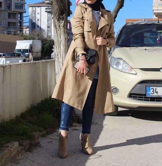 مدل مانتو اسپرت زمستانی دخترانه