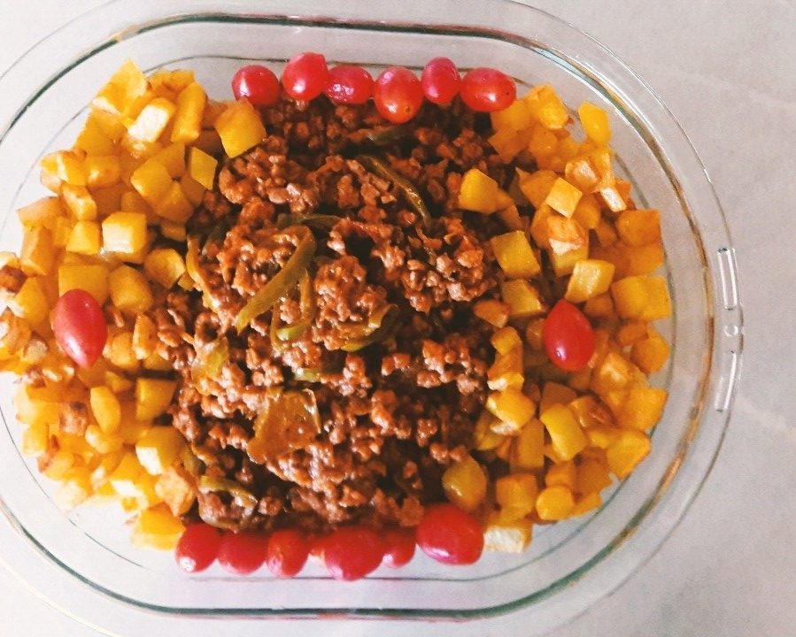 خوراک سویا + طرز تهیه خوراک خوشمزه و مقوی سویا با طعمی عالی