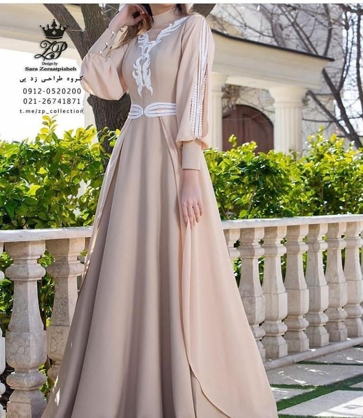 مدل لباس عروس ساده