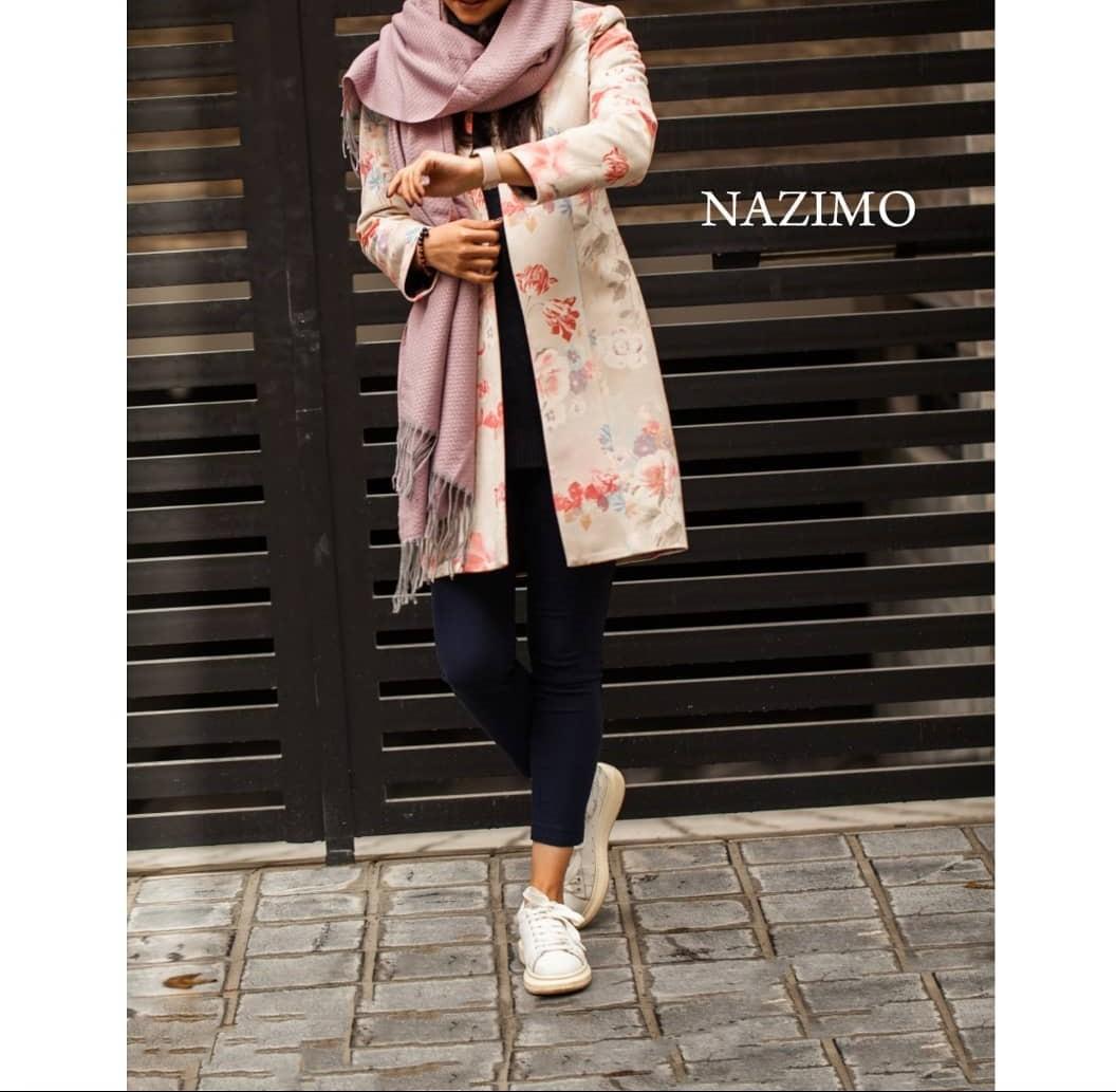 جدیدترین مدل مانتو زمستانی دخترانه