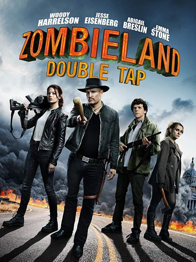 دانلود فیلم Zombieland: Double Tap 2019