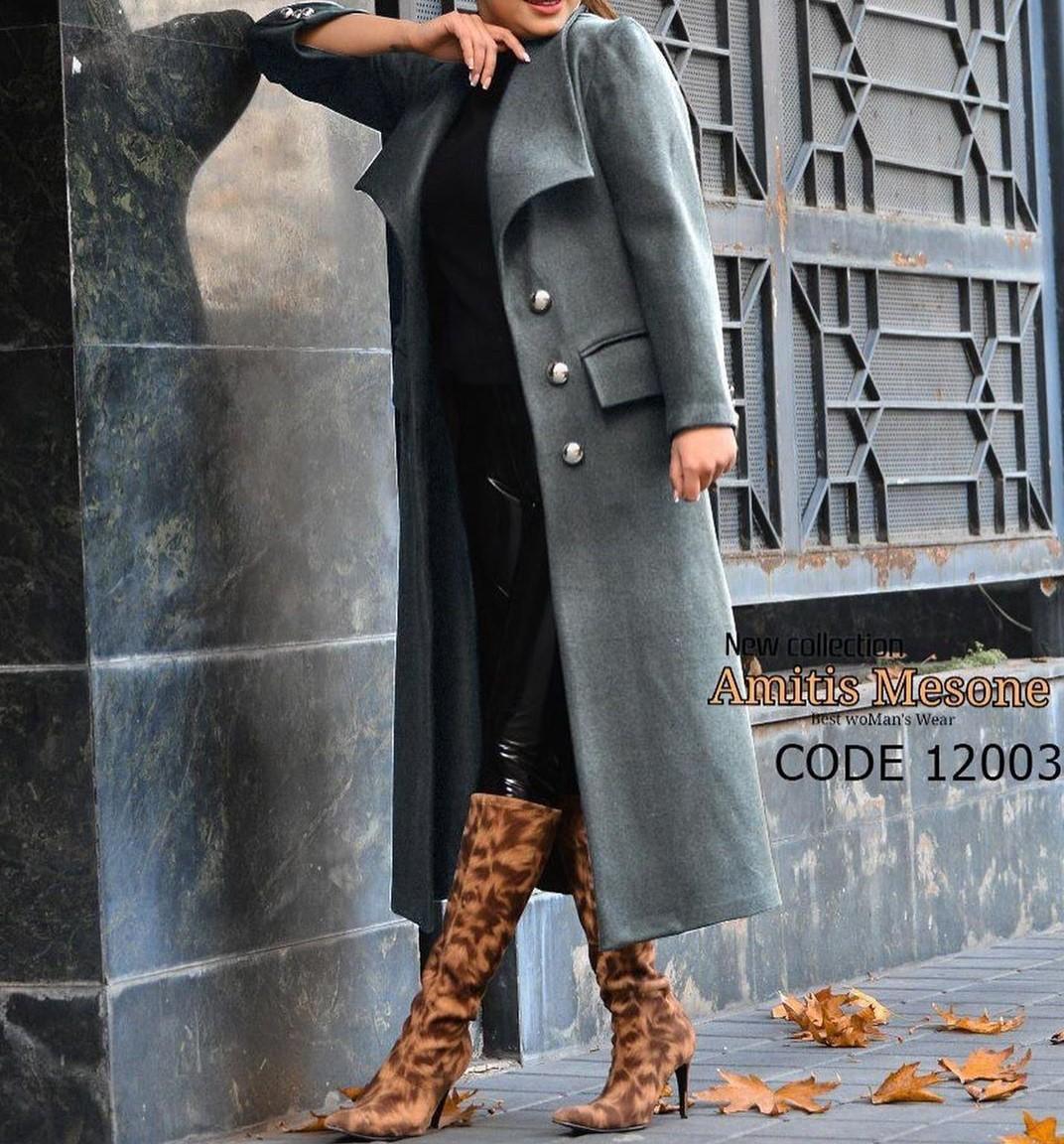 شیک ترین مدل پالتو بلند زنانه