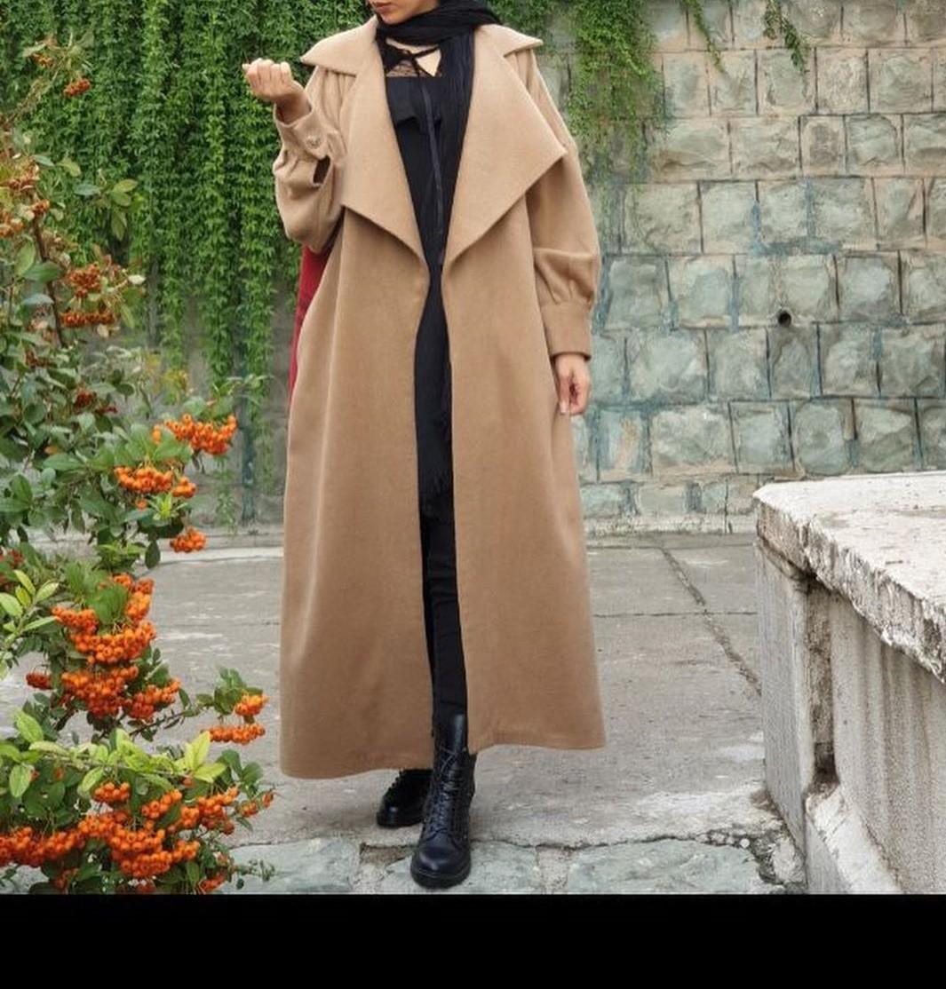 مدل پالتو بلند زنانه ۲۰۱۹