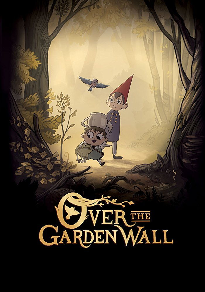 دانلود سریال Over the Garden Wall