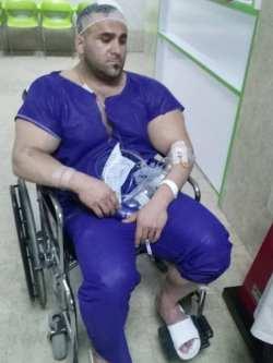 حادثه در رستوران براي کيانوش خرمي پور