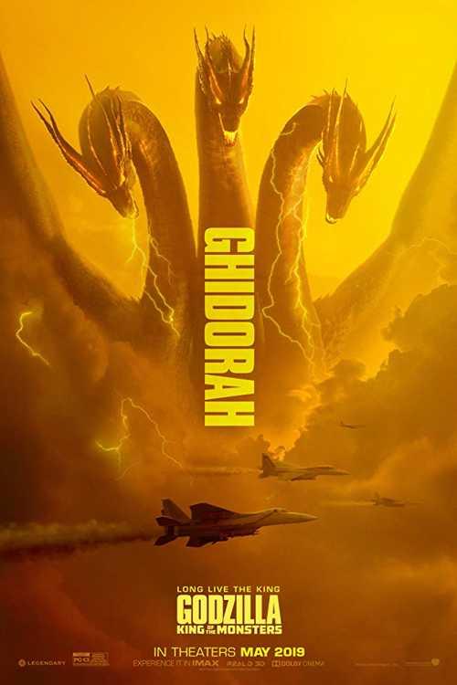 دانلود فیلم Godzilla: King of the Monsters 2019
