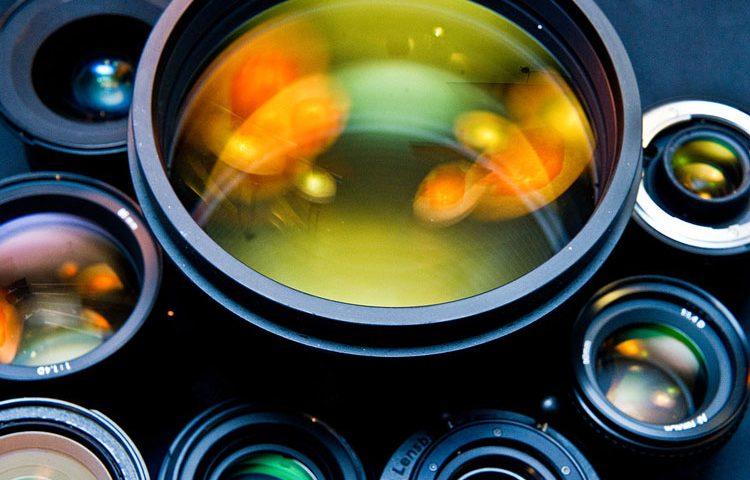 ساخت لنز دوربین ؛ مراحل ساخت لنز در کارگاهی کوچک