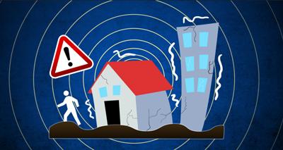 پناهگیری صحیح هنگام وقوع زلزله،اقدامات قبل از وقوع زلزله