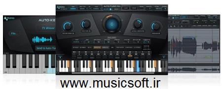 دانلود پلاگین Antares Auto-Tune Pro v9.1.0 rev2 CE-V.R