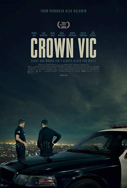 دانلود فیلم Crown Vic 2019