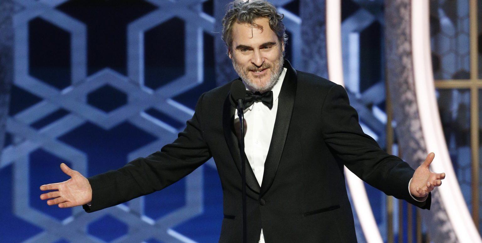 گلدن گلوب ۲۰۲۰: «واکین فینیکس» با Joker برنده گلدن گلوب بهترین بازیگر مرد شد