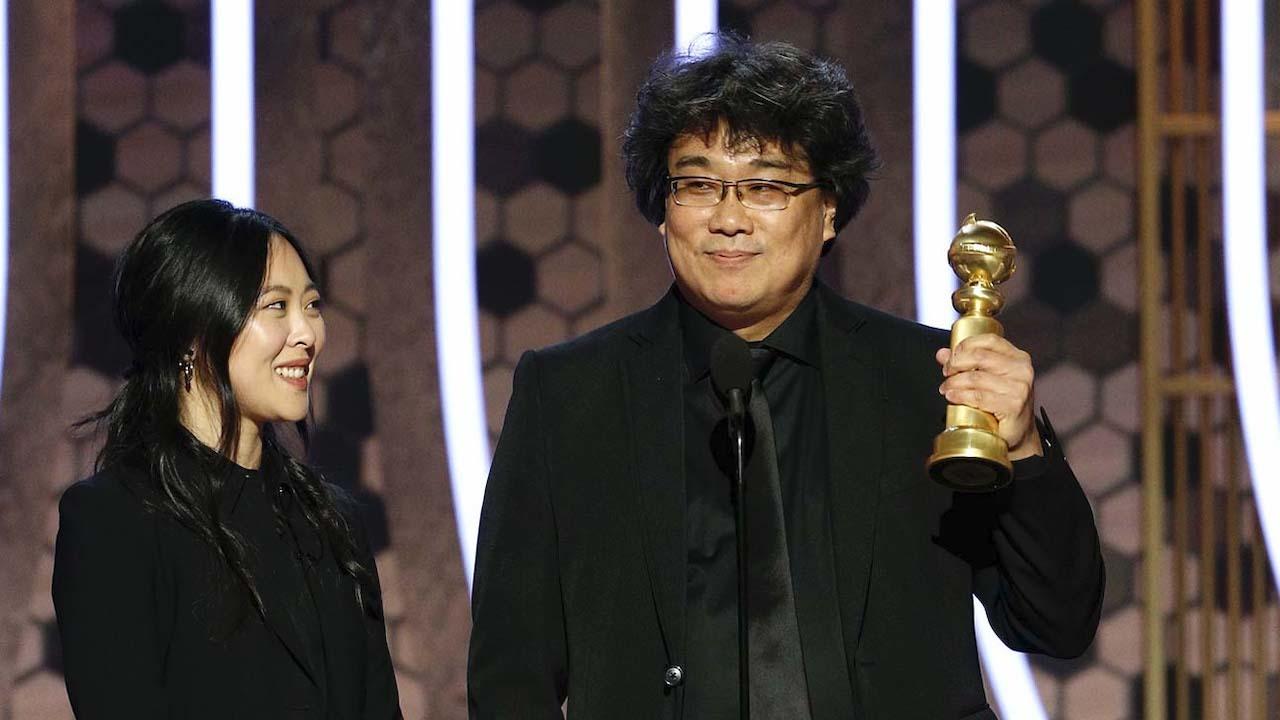 گلدن گلوب ۲۰۲۰: «بونگ جون-هو» برنده بهترین فیلم خارجی زبان؛ «اجازه ندهید زیرنویس مانع فیلم دیدن شما شود»