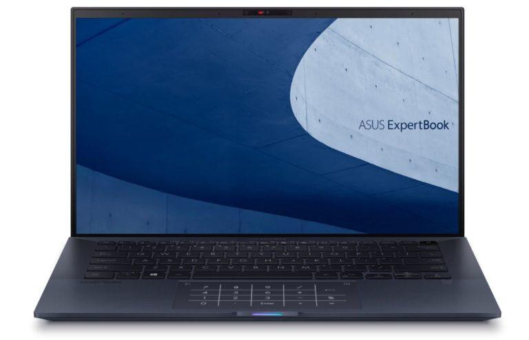 رونمایی لپ تاپ جدید ایسوس مدل اکسپرت بوک b9450