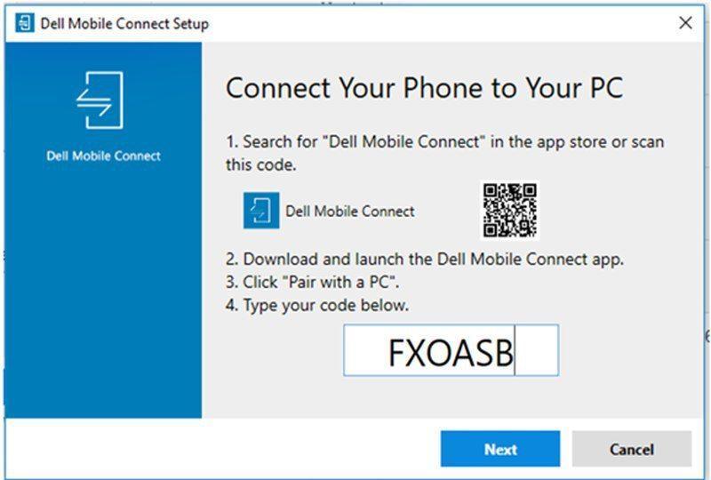 امکان میرور کردن نمایشگر آیفون روی محصولات Dell فراهم میشود