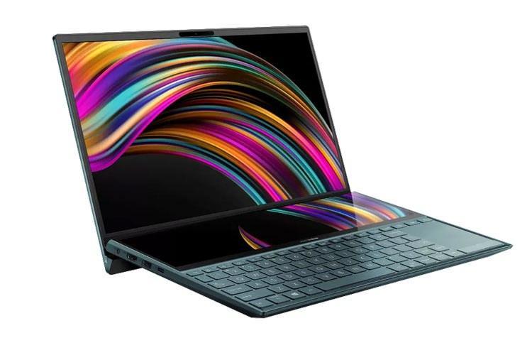 ایسوس نسخه جدید لپ تاپ ZenBooK Dou