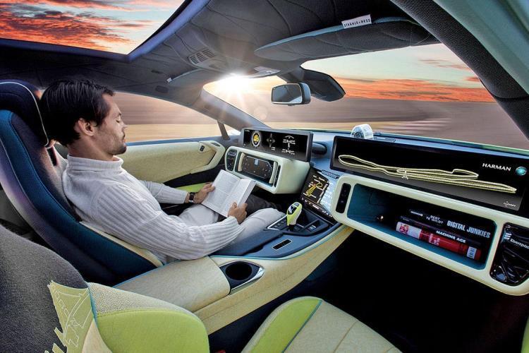 ویژگیهای نسل جدید سیستمهای صوتی مخصوص خودروهای برقی در CES معرفی شد
